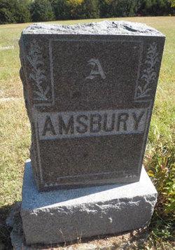 "Benjamin Franklin ""Frank"" Amsbury"