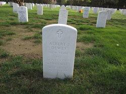 Albert J Dewey