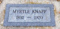 Myrtle Knapp