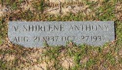 V. Shirlene Anthony