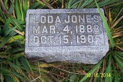 Loda F <I>Campbell</I> Jones