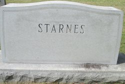 Joe Starnes, Sr