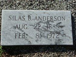 Silas B Anderson