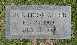 """Alvin Edgar """"Doodle"""" Allred"""
