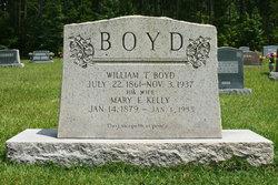 """William Thomas """"Tom"""" Boyd"""