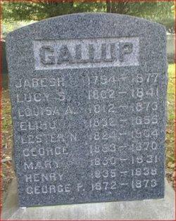 Jabesh Gallup