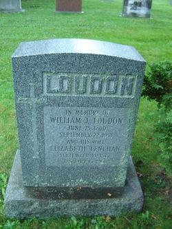 William J Loudon