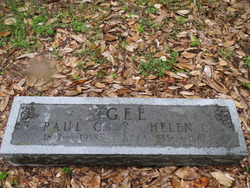 Paul Covington Gee