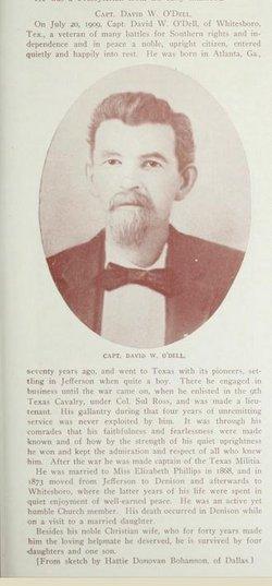 David William O'Dell