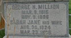 Sarah Jane <I>Hufford</I> Million