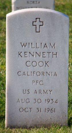 William Kenneth Cook