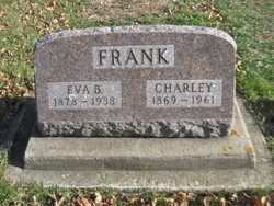 "Charles August ""Charley"" Frank"