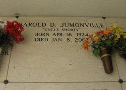 Harold D. Jumonville