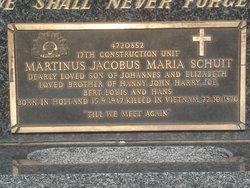 SPR Martinus Jacobus Maria Schuit