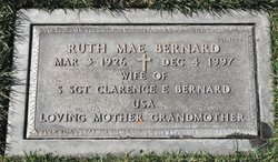 Ruth Mae Bernard