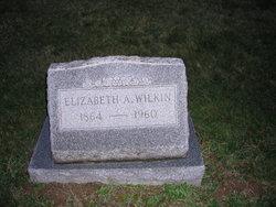 Elizabeth Alice <I>Burrell</I> Wilkin
