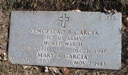 Mary A Garcia