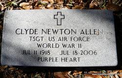 Clyde Newton Allen