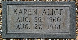 Karen Alice Jordan