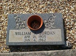 William A Jordan
