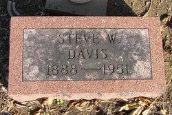 Steve William Davis