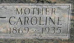 Caroline <I>Suck</I> Wache