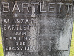 Alonza E Bartlett