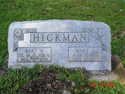 Bart Allen Hickman