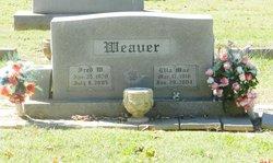 Fred Walter Weaver