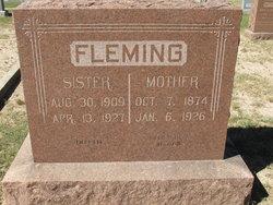 Dottie Fleming