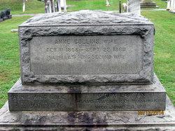 Annie Augusta <I>King</I> Cole