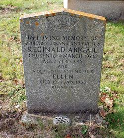 Reginald Abigail
