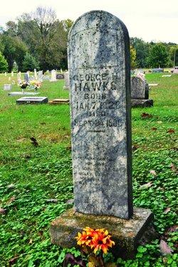 Rev George Henry Jucket Hawks