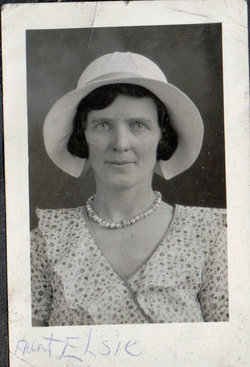 Elsie Leah <I>Hogg</I> Alford