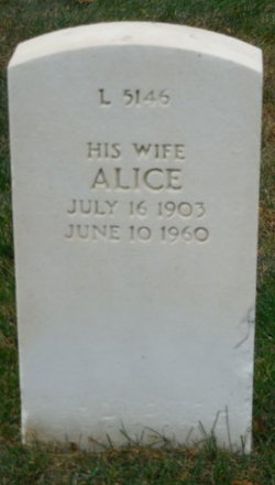 Alice Bernstrom