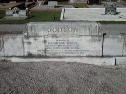 Buford Earl Dodson