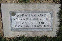 Abraham Ore