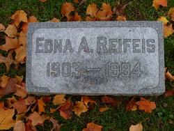 Edna Anna <I>Habeney</I> Reifeis
