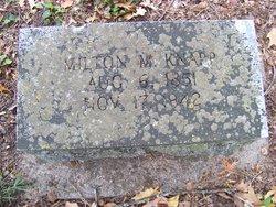 Milton M. Knapp
