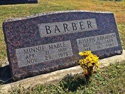 Minnie Mabel <I>Hawks</I> Barber