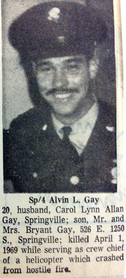 Alvin Leon Gay