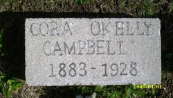 Cora A. <I>O'Kelley</I> Campbell