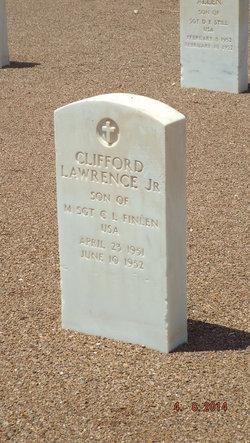 Clifford Lawrence Finlen, Jr