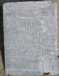 Asahel Alexander Wright