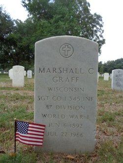 Marshall C Graff