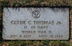 Clyde Charles Thomas, JR