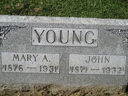 Mary A Young