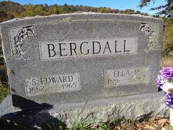 Silas Edward Bergdall