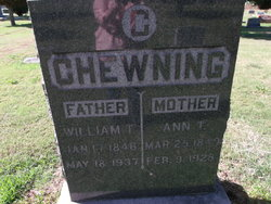 William Temple Chewning