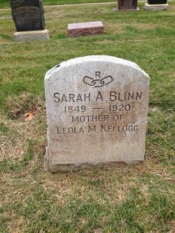 Sarah A. Blinn